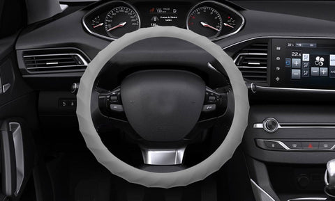 Silicone Steering-Wheel Cover with Grips