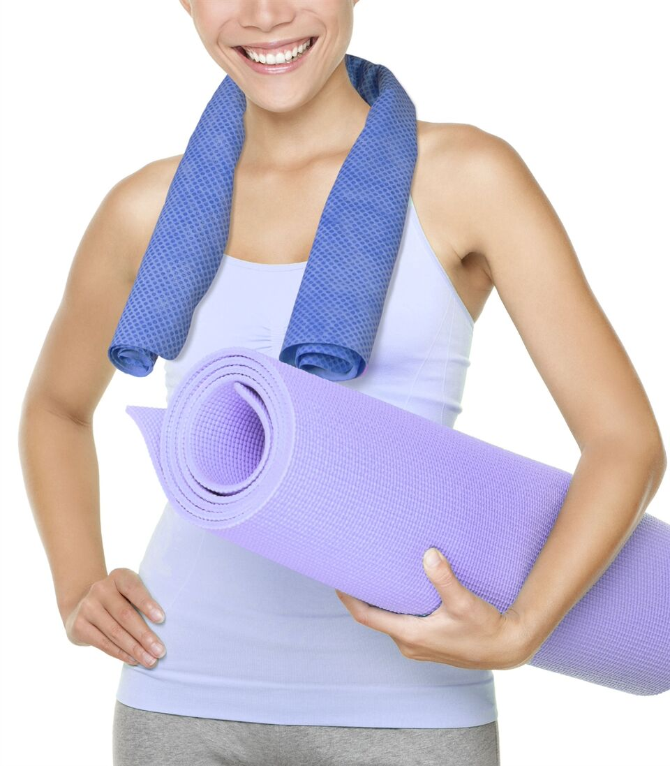 Cool-Aide Cooling Sports Towel