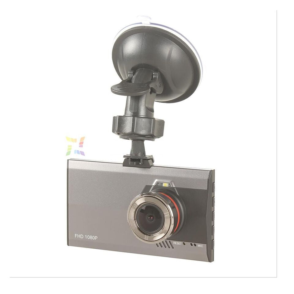 "3"" 5 MP HD Car DVR with G-Sensor and Night Vision"