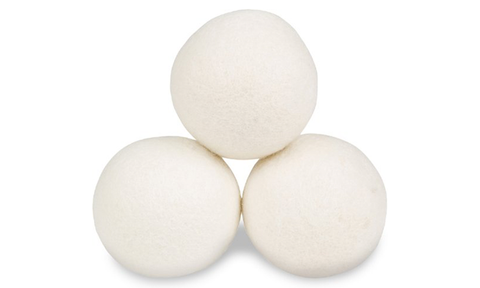 3-Pack: New Zealand Wool Felt Dryer Balls