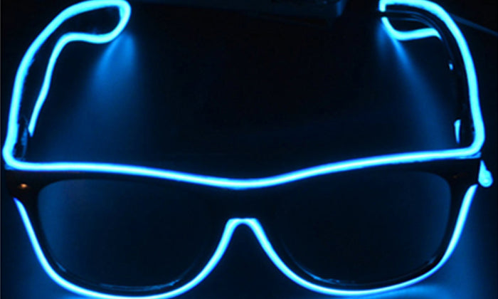 LED Light Up Party Glasses