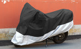 Water Resistant Motorcycle & Moped Full Cover