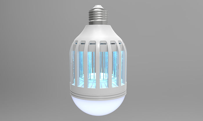 Ultimate Mosquito Killer and Pest Control LED Bulb