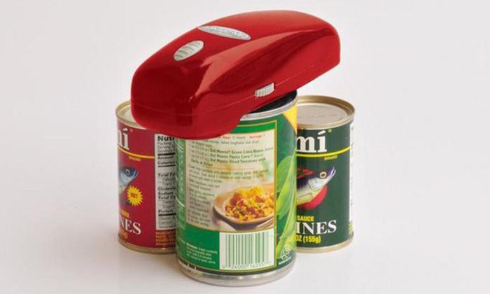 As Seen On TV Hands-Free Automatic Handy Can Opener