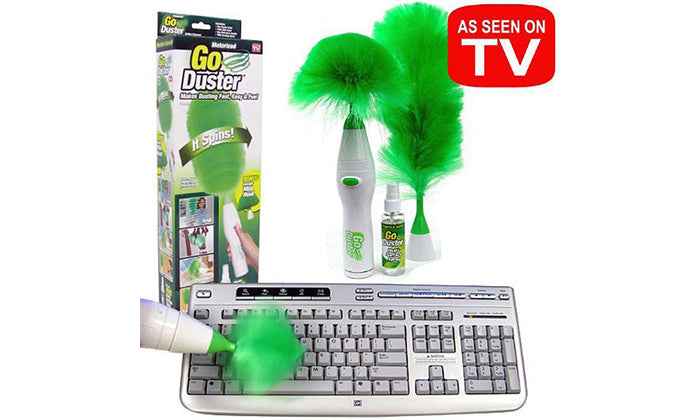 As Seen On Tv Go Dust Home Duster