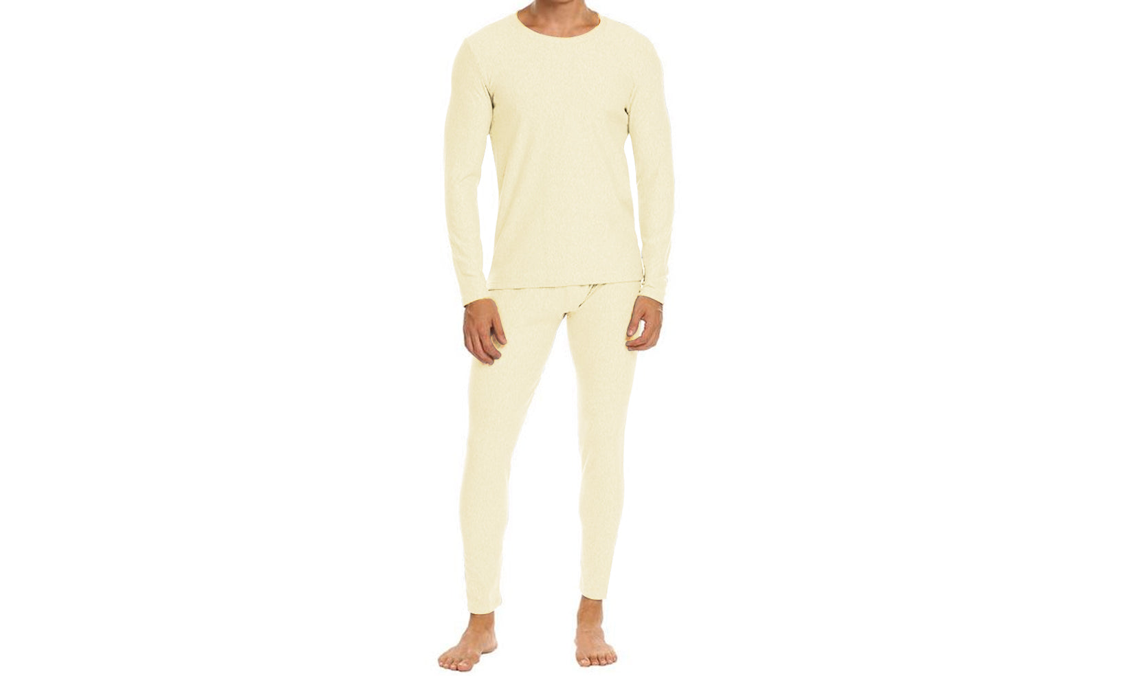 2-Piece: Men's Thermal Set