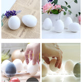 4-Pack: Egg Air Purifier & Odor Eliminator