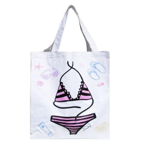 Bright Side by Sunlily Color Changing Tote - BIKINI