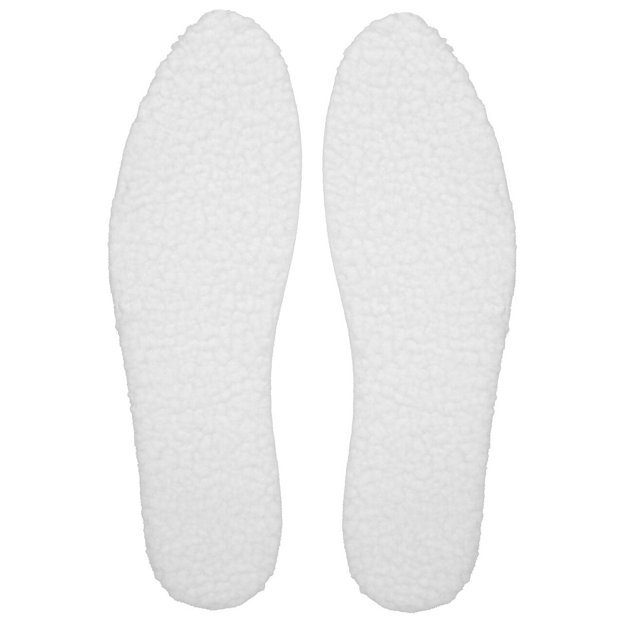 2-Pairs: Unisex Sherpa Thermal Insoles