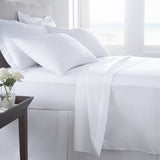 6-Piece 1600 Series Ultra Soft Bed Sheet Set - White