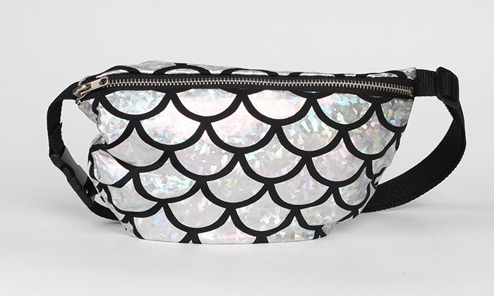 Shimmer Mermaid Cross-Body Bag