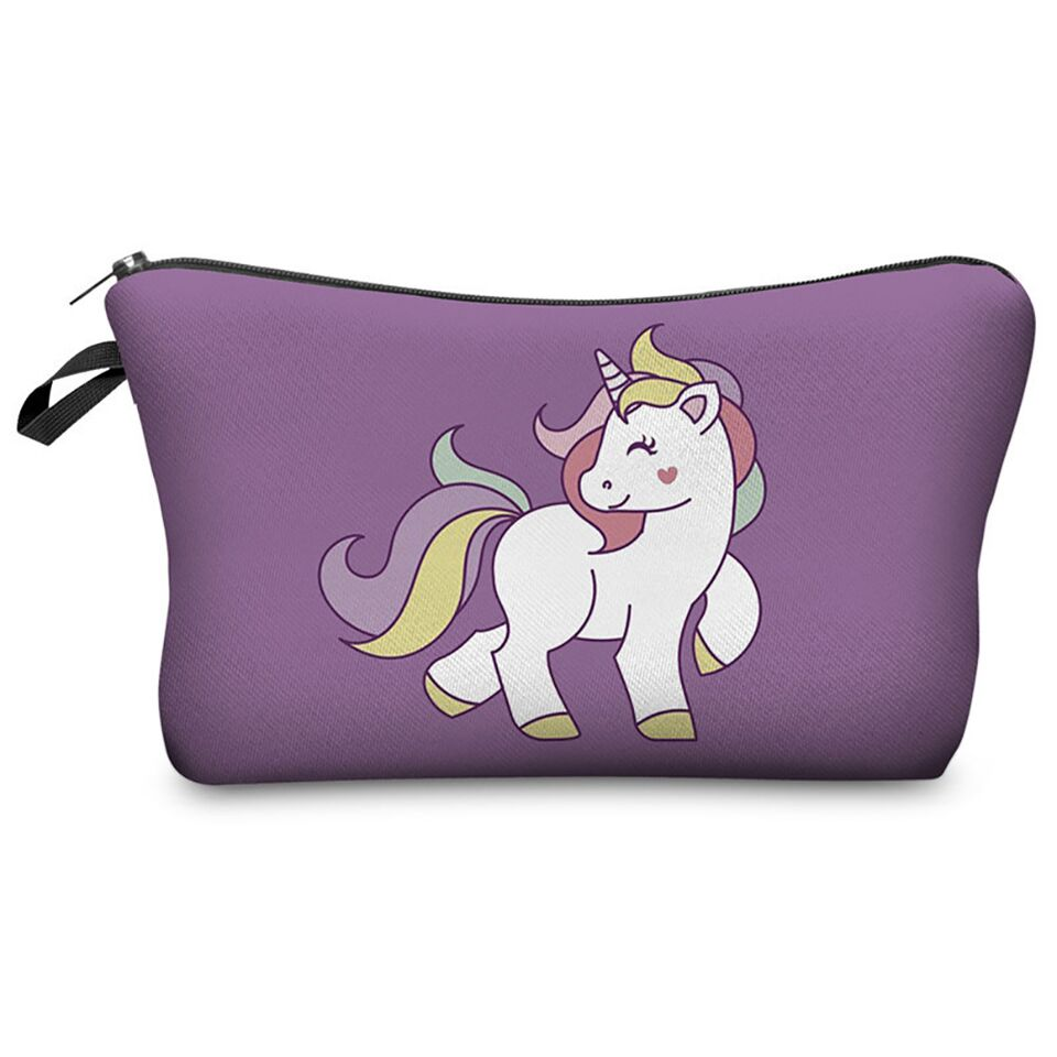 Rainbow Unicorn Essentials Bag