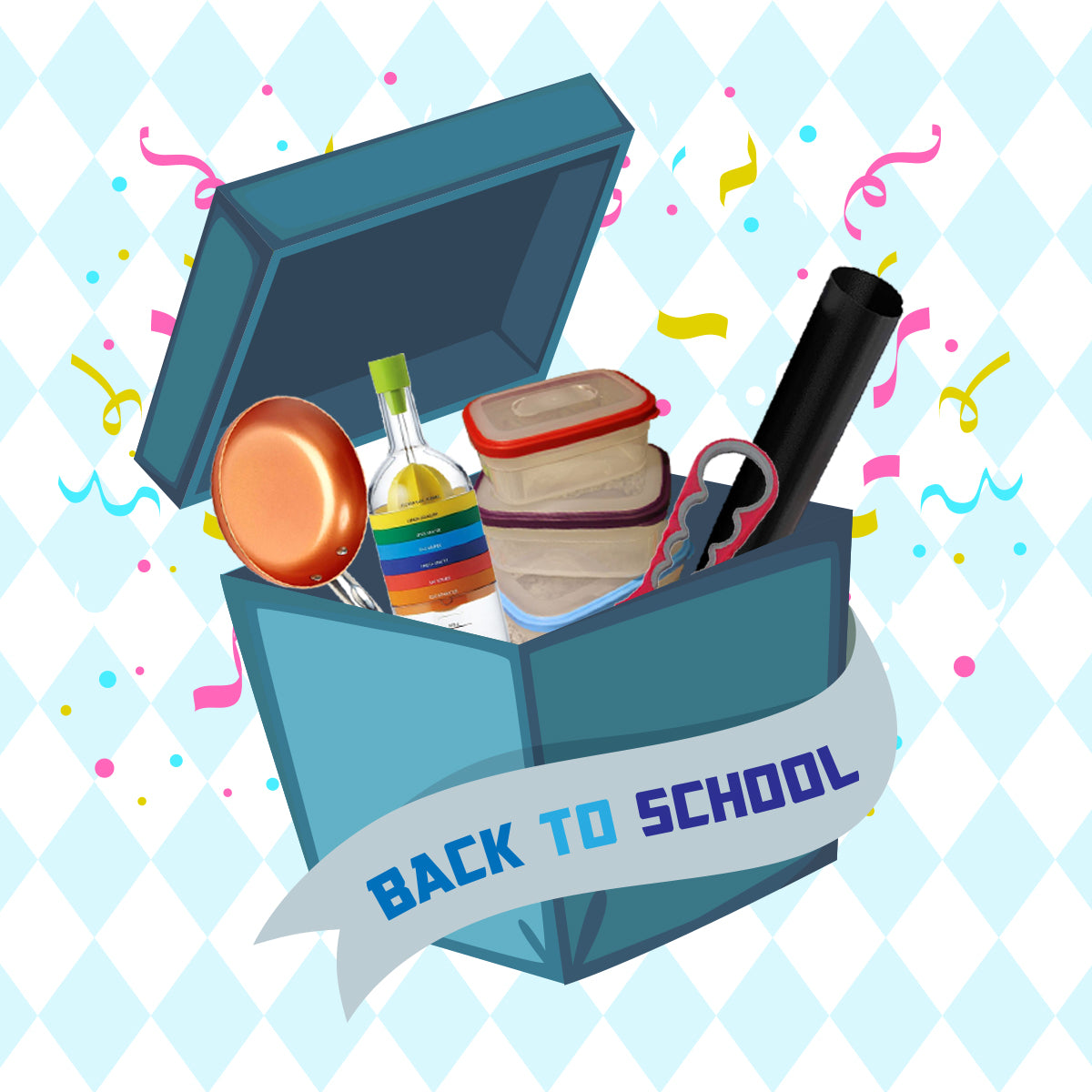 Back to School Kitchen Bundle