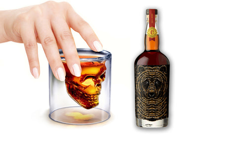 Skull of Doom Shot Glass