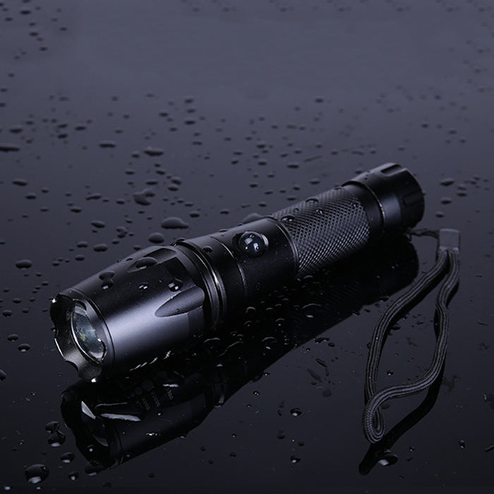 High Performance 1600 Lumen Tactical Flashlight