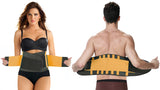 Unisex Shaping Double-Compression Waist Belt