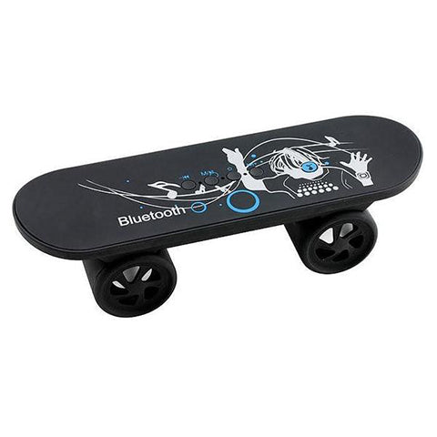 Portable Bluetooth Skateboard Speaker - Assorted Colors