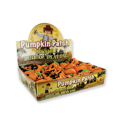 Pumpkin Patch  Reusable Trick-or-Treat Bag