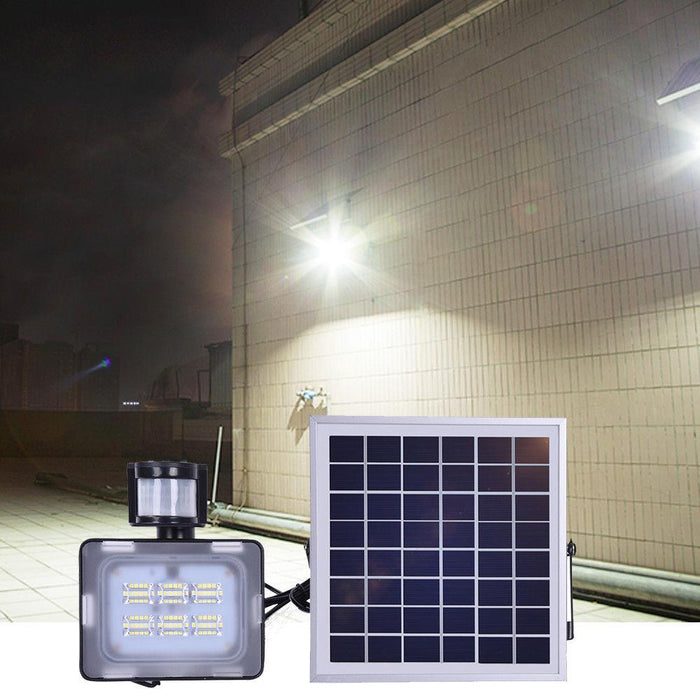 6000lm powerful outdoor solar floodlight free shipping ultra bright outdoor solar floodlights 1500lm 3600lm 6000lm industrial grade sharper aloadofball Image collections