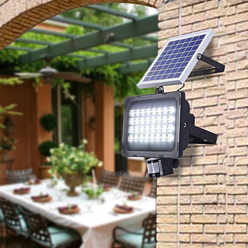 Industrial 10W 1500LM | 30W 3600LM POWERFUL Solar Floodlights | Dusk to Dawn / Motion Sensor Security Light Solar Lamp | Waterproof Solar LED Floodlight - Sharper Designs