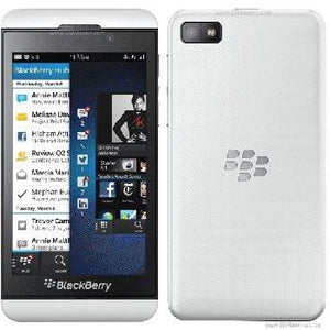 BlackBerry Z10 - 16GB, 2GB RAM, 4G White - Fushanj.com