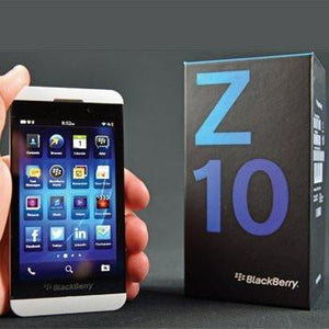 BlackBerry Z10 - 16GB, 2GB RAM, Black - Fushanj.com