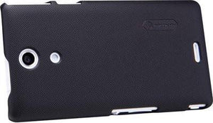 Nillkin Sony Back Cover M36H (XPERIA ZR C5502) black