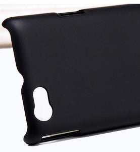 Nillkin Sony Back Cover ST23I (XPERIA MIRO) Black