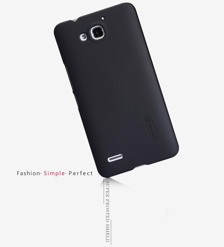 Nillkin Huawei Back Cover Honor 3X(G750) Black