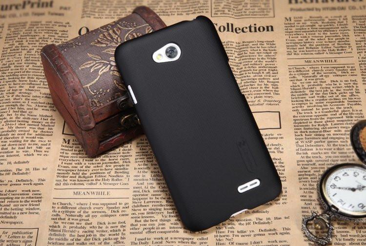 Nillkin LG Back Cover L70 (OPTIMUS) Black