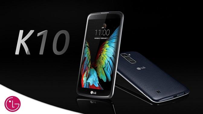 LG K10 Unique Deal