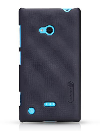Nillkin Nokia Back Cover N720 (LUMIA) Black
