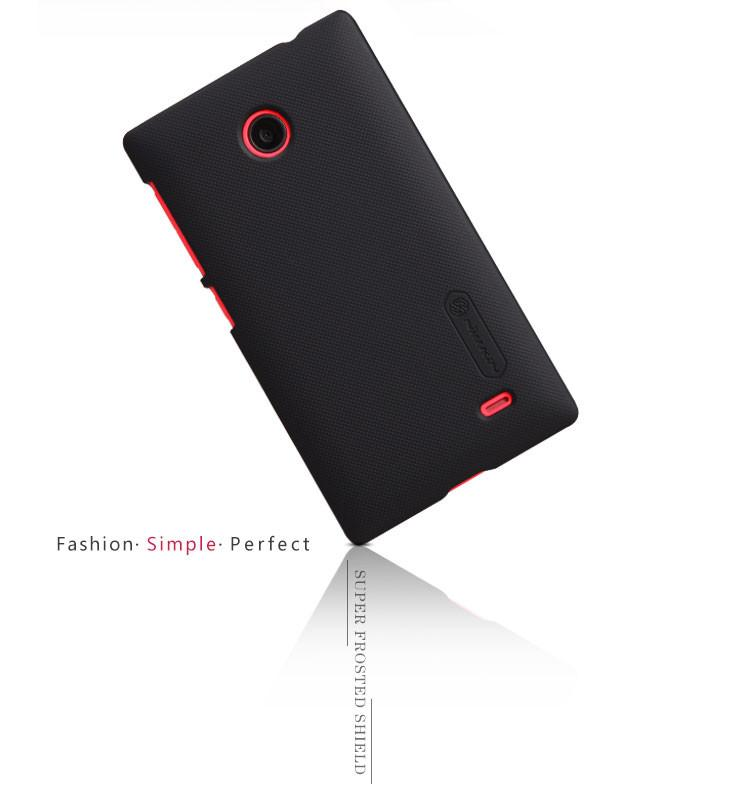 Nillkin Nokia Back Cover X Black