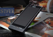 Nillkin Sony Back Cover LT22I (XPERIA P) Black