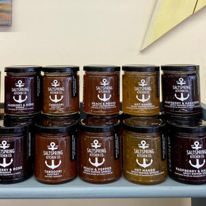 Salt Spring Kitchen Company Spreads/Preserves