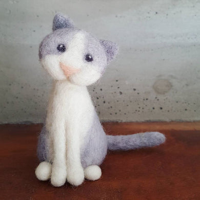 Kitty Cat - Felt Kit