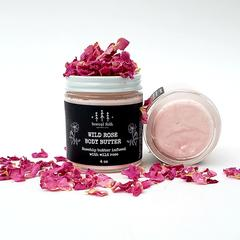 Wild Rose Body Butter