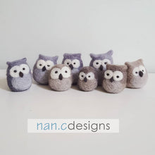 Little Owl Brothers - Felt Kit