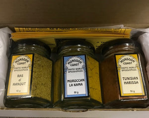 Monsoon Coast Spice Set - Gift Box