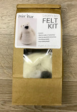 Polar Bear - Felt Kit
