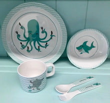 Childs Melamine Tableware Set