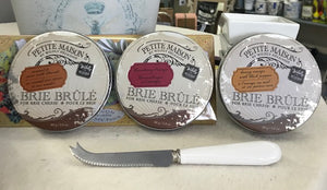Brie Brule for Brie Cheese