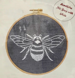 Garden Bug Embroidery Kits