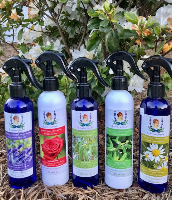 Pure Organic Sprays