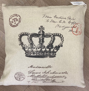 French Styled Pillow