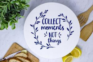 Collect Moments Fabric Cover