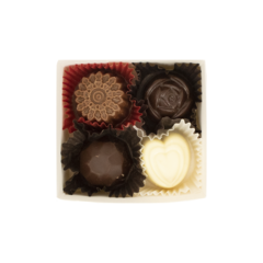Peace by Chocolate Box of 4