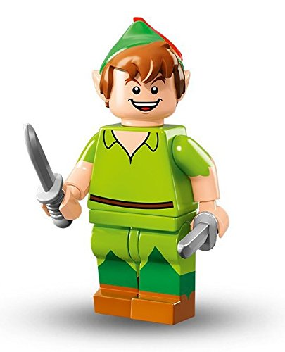 Peter Pan - LEGO Disney Collectible Minifigure (Series 1)