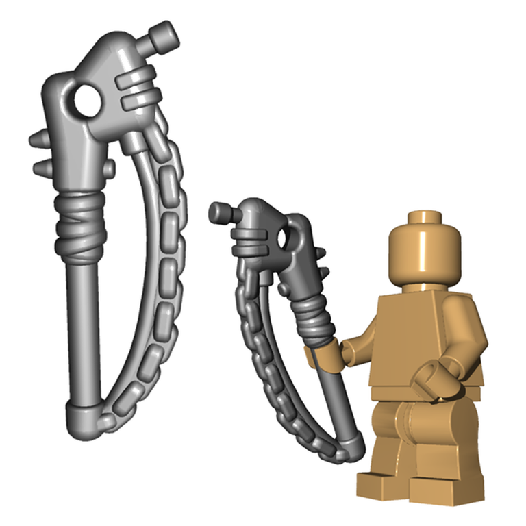 Chained Pipe - Brick Warriors