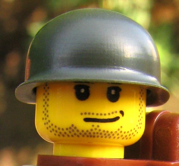 "BrickArms® US M1 ""Steel Pot"" Helmet"